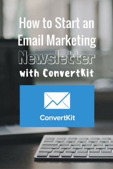 How-to-Start-an-Email-Marketing-newsletter-with-convertkit