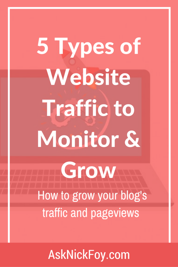 how to grow your website blog traffic