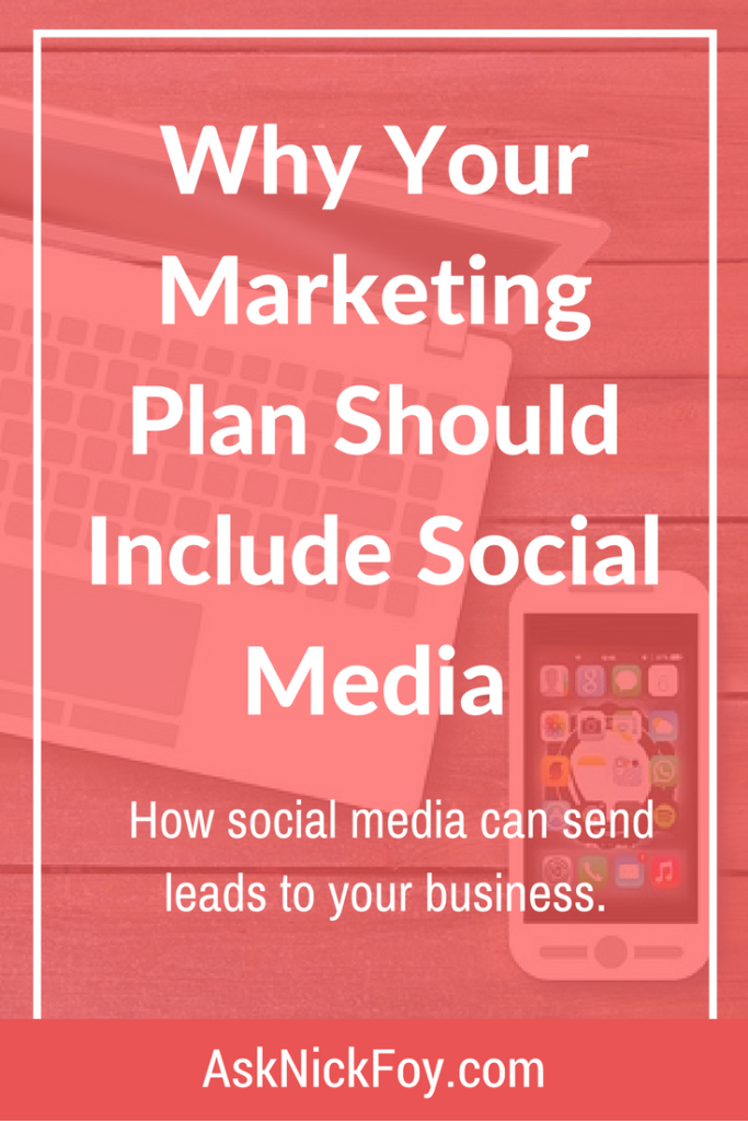 social media business marketing plan (1)