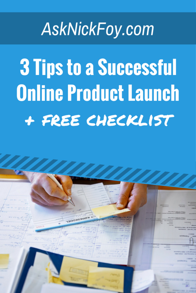 3 tips to a successful online course launch