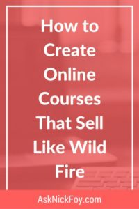 create online course guide