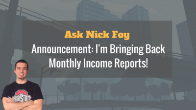 blogs with monthly income reports