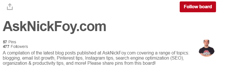 ask nick foy board description pinterest