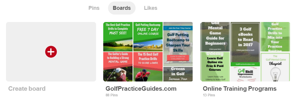 create a group board on pinterest