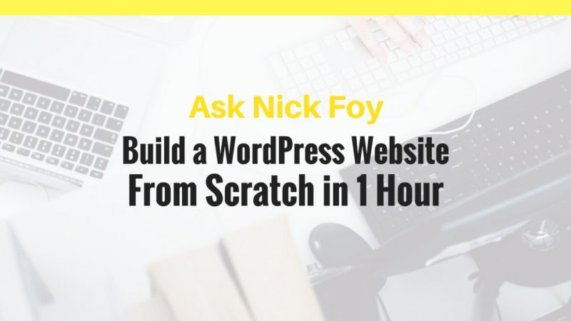 build a wordpress website scratch 1 hour (1)