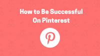 how to be successful on pinterest