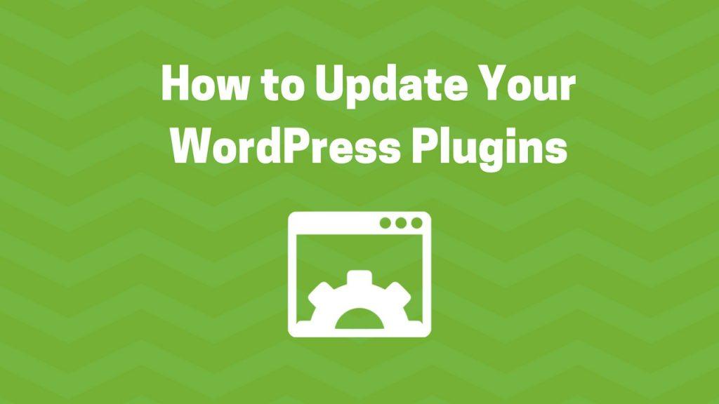 update wordpress plugins tutorial