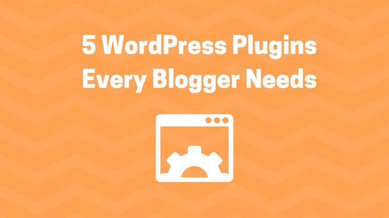 wordpress plugins to install