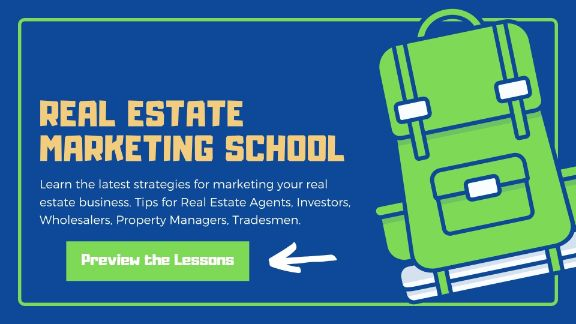 Real Estate Marketing School Course