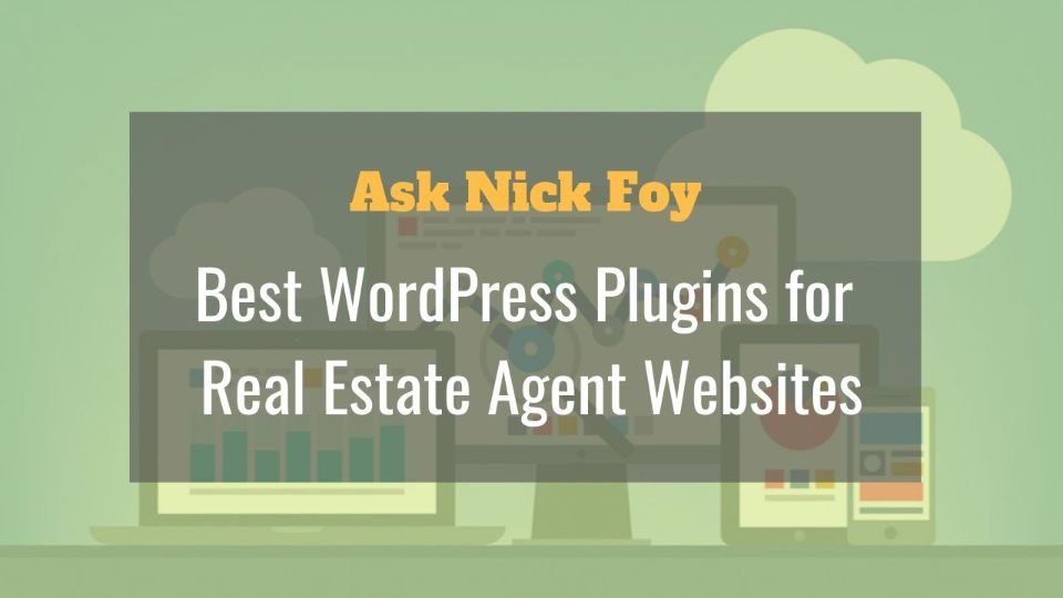 best wordpress plugins for real estate agents