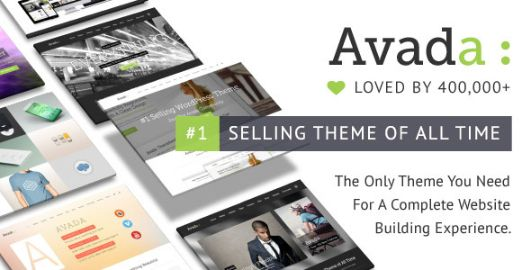 themes-avada real estate website