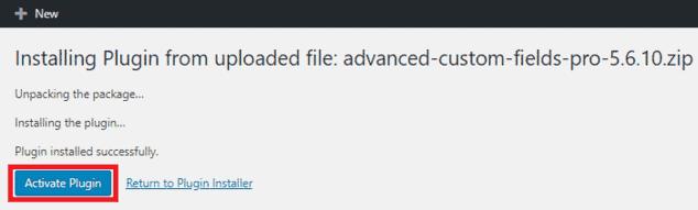 install avada theme zip file