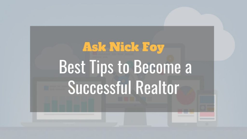 real estate agent success tips